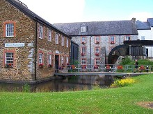 Buckfast, Buckfast Abbey Water Mill, Devon © Garth Newton